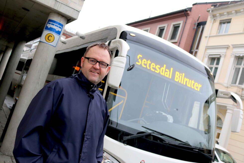 Advarer Mot å Effektivisere Bort Bybussen
