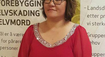 FOR VANLIG: Lena-Maria Haugerud fra Landsforeningen for forebygging av selvskading og selvmord.