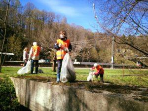 BARNELEDDER: Ole Christianio Samuelsen Er Leder For De Lokale Miljøagentene. Foto: Privat