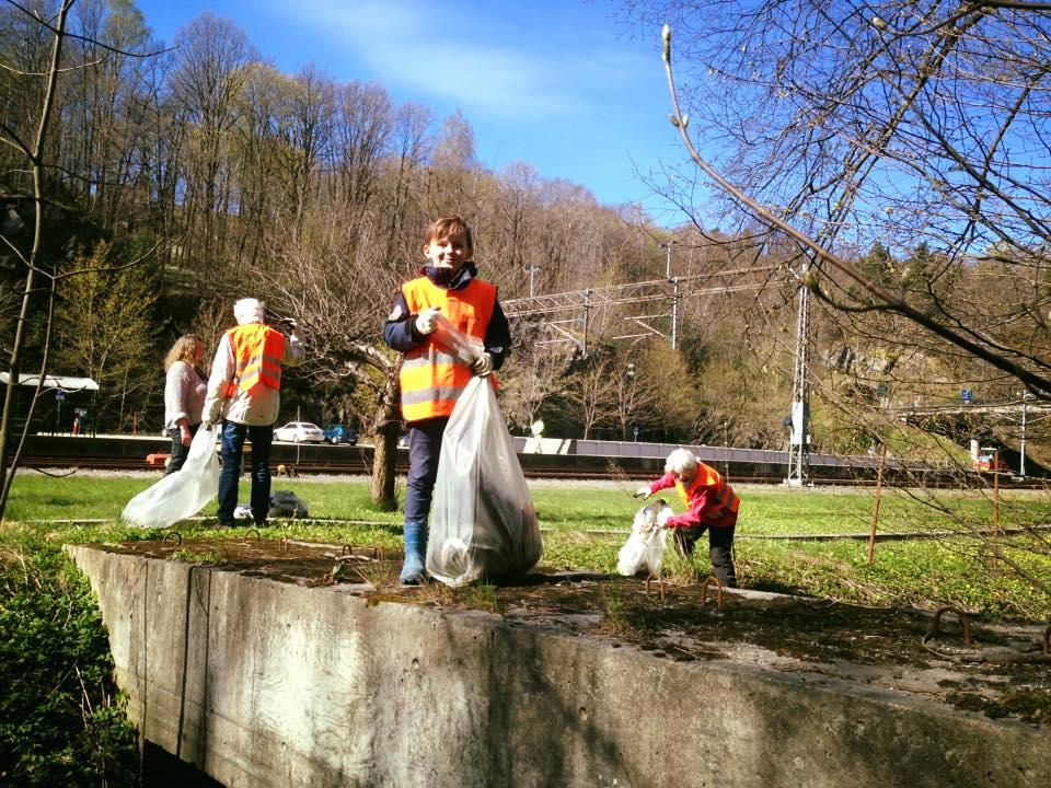 Ryddet 400 Kilo Søppel Fra Barbu-elva