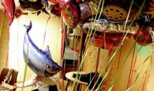 GASSBALLONGER: Heliumsballonger Blir Ikke Tillatt å Selge I Arendal På Nasjonaldagen. Arkivfoto