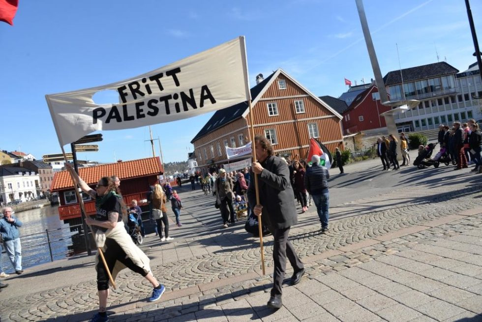 1.mai Markering Arendal (14)