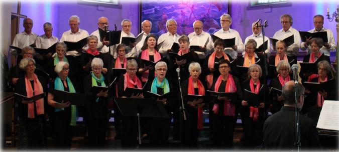 Feirer 40 år Med Kantori I Barbu Kirke
