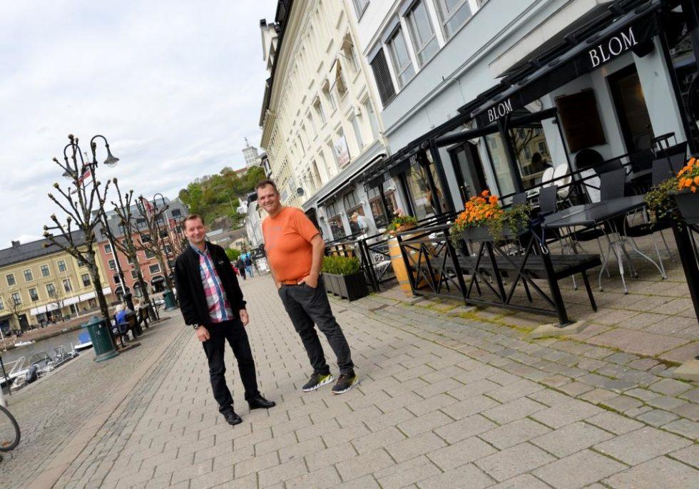 Restaurantbaronene På Langbryggen
