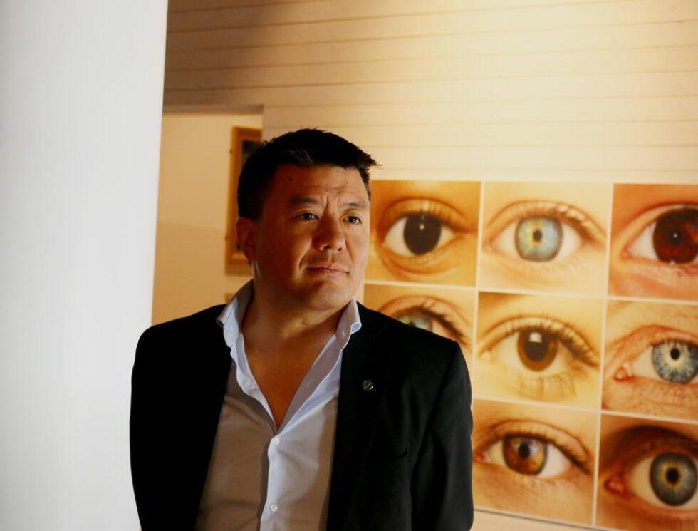 GRÜNDER: Administrerende Direktør I Doorway AS, Martin Tan, Får En Ny Rolle Som Regionsdirektør Sør I TeleComputing Norge. Arkivfoto.