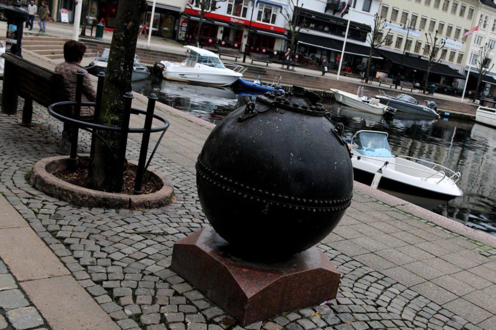 TOM BØSSE: Minebøssen I Pollen Skal Ha Blitt Plyndret Og Pengene Som Skulle Gå Til Senter For Eldre I Arendal Var Borte. Foto: Esben Holm Eskelund