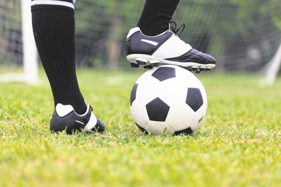 Fotball «Fun Fest» På Eydehavn