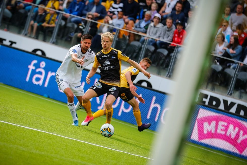Fotball: Tapte 3-1 I Lokaloppgjøret