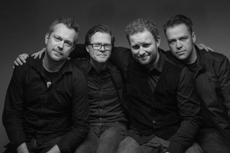 BAKGÅRDSKONSERT: Onsdag Kveld Blir Det Konsert I Bakgården Med Roots- Rockbandet Jack Stillwater. Pressefoto