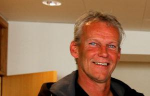 REAGERER: Leder I Arendal Frp, Bjørnar Solvei. Arkivfoto: Esben Holm Eskelund
