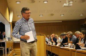 BOBILENTUSIAST: Vararepresentant Frode A. Filseth (Frp) Er En Ivrig Talsmann For Bobilismen. Foto: Esben Holm Eskelund
