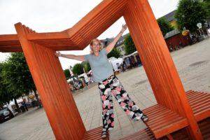 GLAD: Janicke Kvist Trulsvik Fikk Diagnosen ADHD I Voksen Alder, Og Hun Er Glad For å Endelig Forstå Hvorfor Hun Har Følt Seg Annerledes Hele Livet.