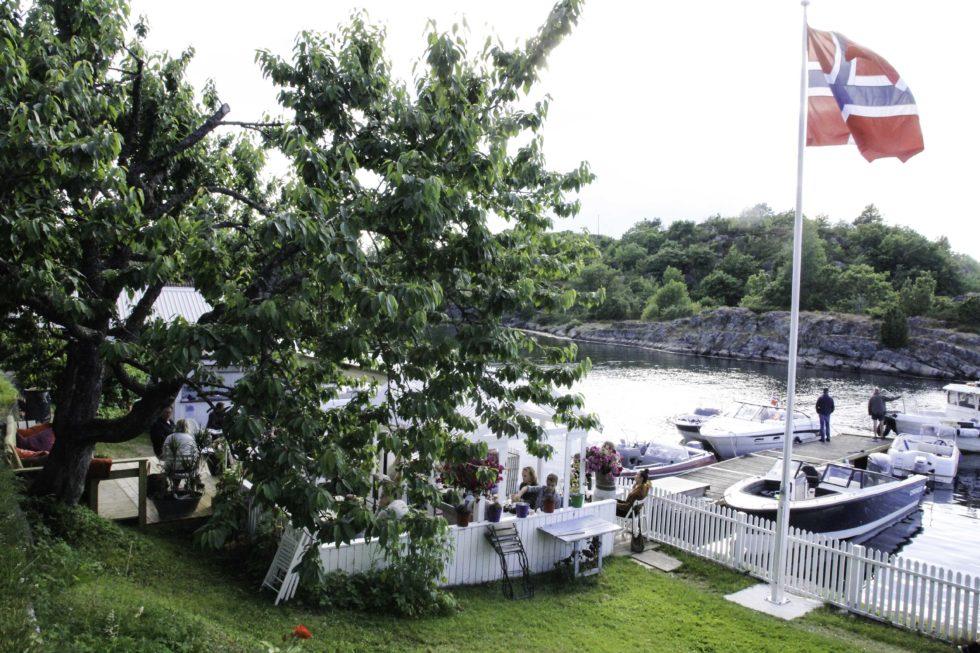 BILDEREPORTASJE: Sandøya