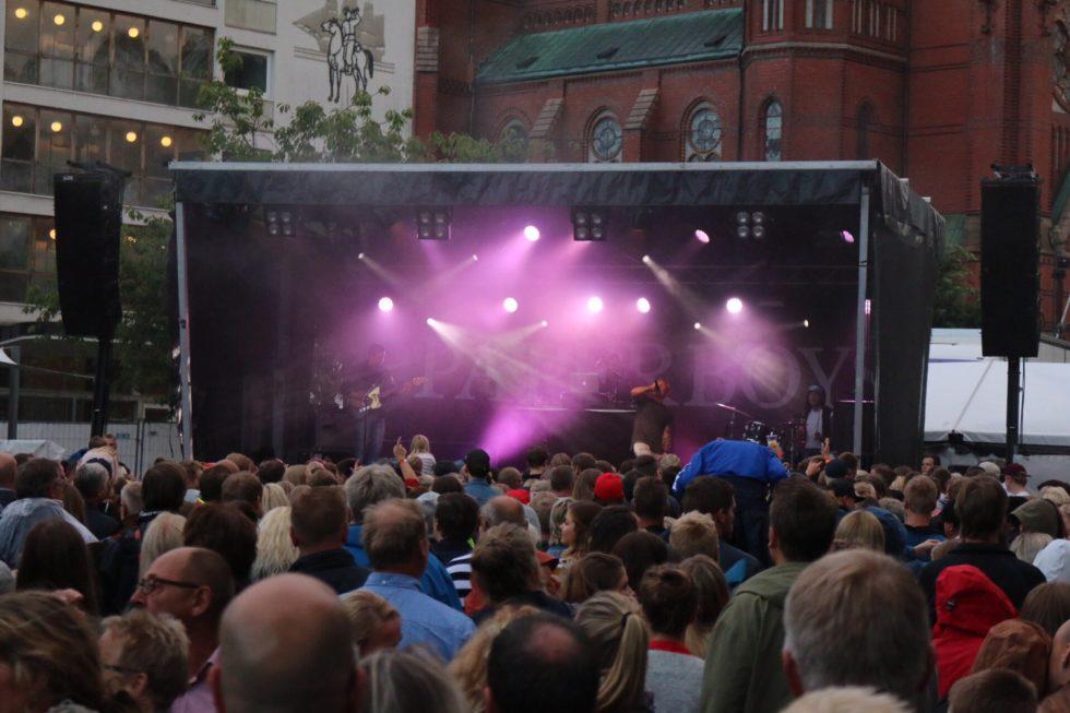 CANAL STREET: Paperboys Fikk Liv I Arendal