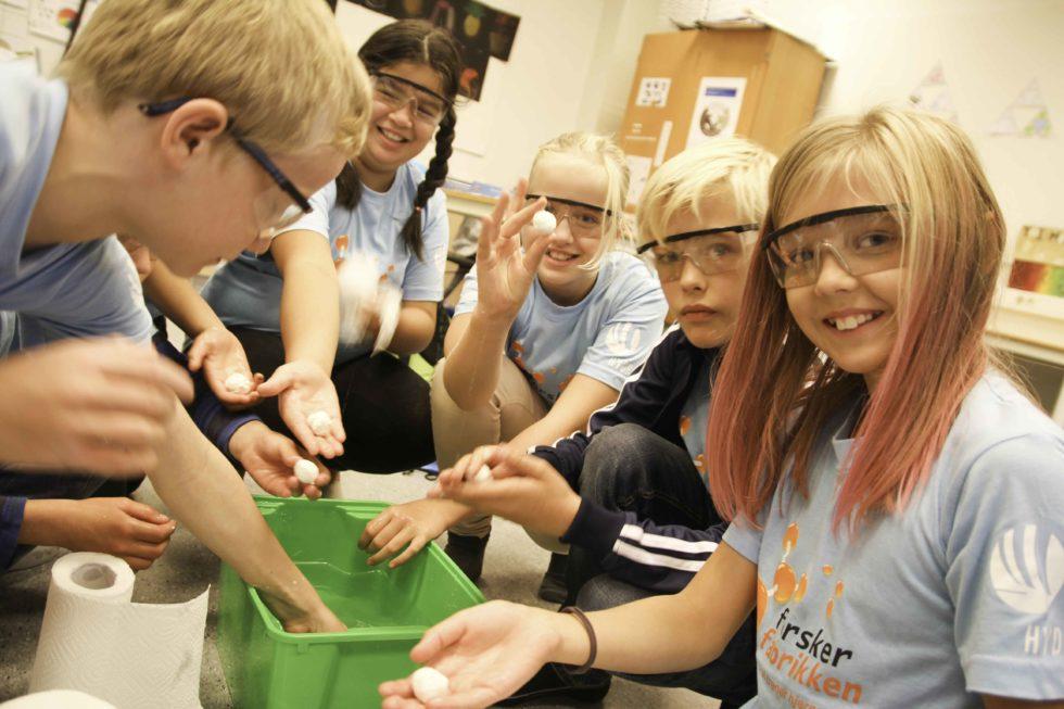 Forskerskole I Sommerferien