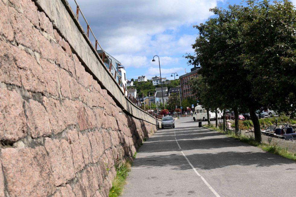 Kutter 21 P-plasser For å Gi Plass Til Sykkel