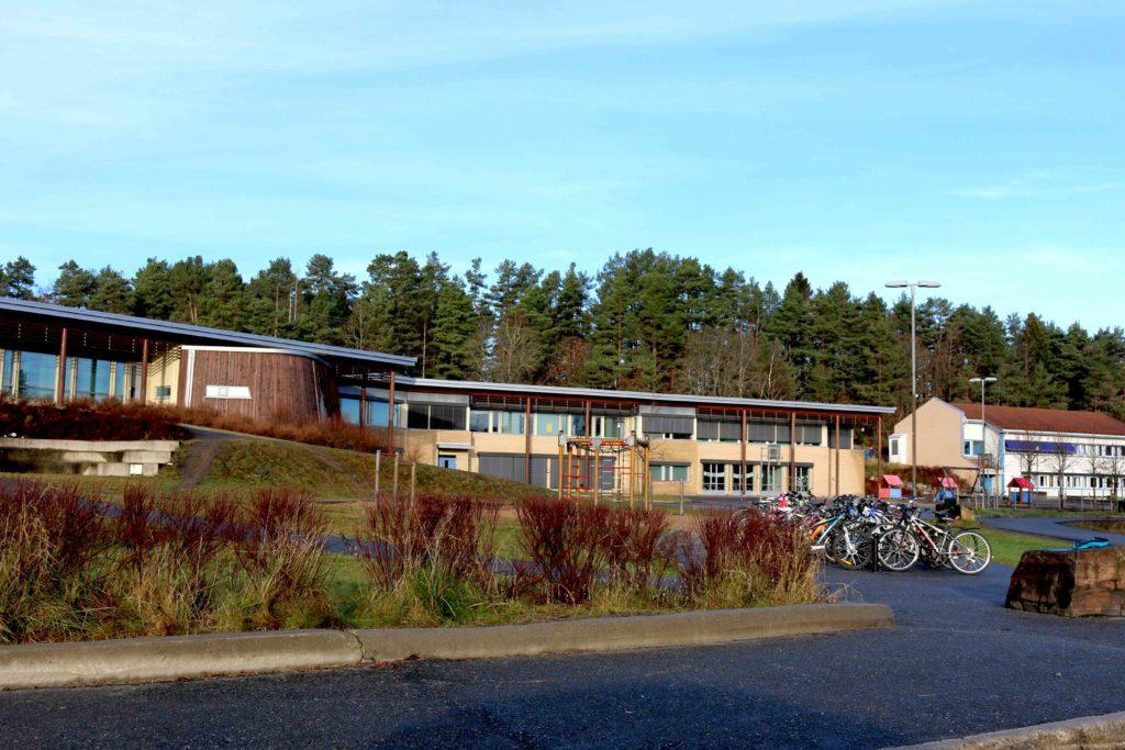 NY SKOLE: Arendal kommune får en ny skole fra 1. januar 2018, når Asdal ressurssenter skilles ut fra Asdal skole og blir til Lunderød skole og ressurssenter. Arkivfoto