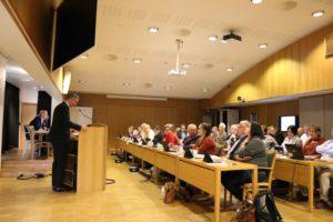 ENSTEMMIG: Bystyret ønsket Bedre Rutiner For Varsling Velkommen. Arkivfoto