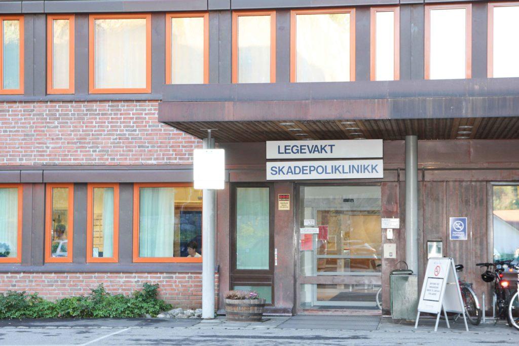 LEGEVAKTEN: Sprengt kapasitet fordi folk som ikke er veldig syke bruker legevakten som legekontor er bakteppet for å søke om å bli forsøkskommune med kveldsåpne legekontor i Arendal. Arkivfoto