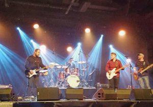 FENGSLENDE: Lørdag Kveld Inntar Fentselsbandet «Skyldig Som Faen» For Bluesklubben På Barrique. Pressefoto