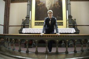 DEBUTERER: Om Ei Uke Holder Jorunn Raddum Sin Første Ordinære Gudstjeneste. Foto: Grete Helgebø