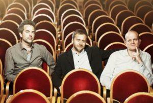 TRIO: Espen Eriksen Trio Inntar Scenen For Arendal Jazzklubb Torsdag Kveld. Pressefoto