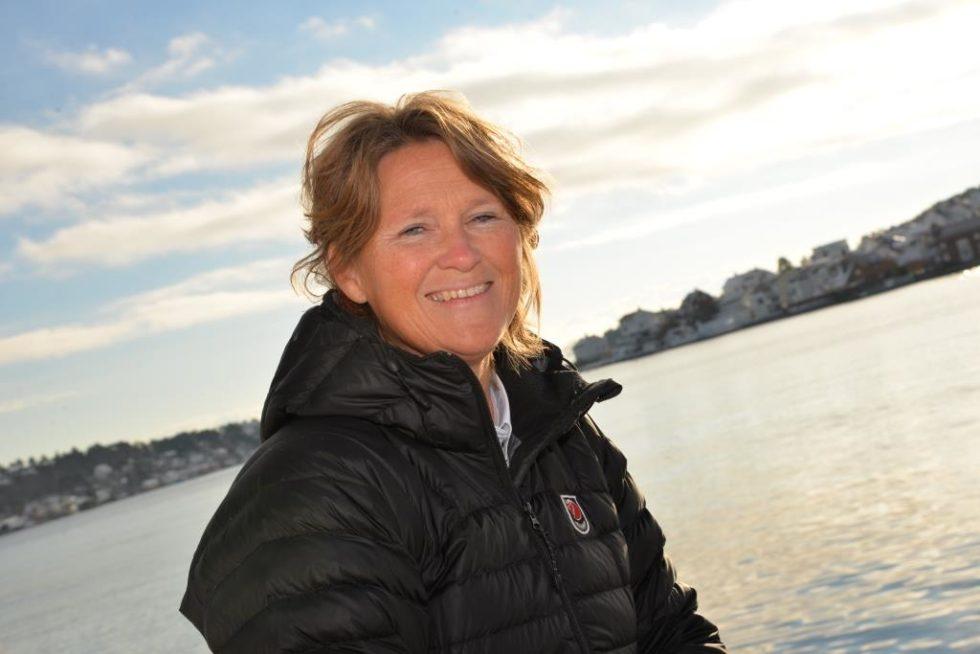 BURSDAG: I Slutten Av Måneden Fyller Merete Haslund 50 år, Det Feirer Hun Med å Invitere Alle Som Har Lyst Til Konsert I Færvik Kirke Førstkommende Lørdag.  Arkivfoto: Linda Dyrholm