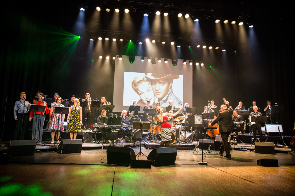 DID IT AGAIN: Arendal Big Band Leverte Varene Nok En Gang. Foto: Mona Hauglid