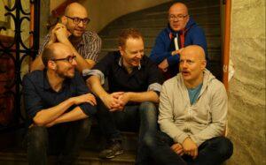 KVINTETT: Det Blir Skandinavisk Jazz Når Bandet I.P.A Går På Scenen Torsdag Kveld. Pressefoto: Heiko Punhagen