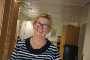 HJELP: Kristin Haug Fenheim Jobber Med Familier Hvor Et Barn Har Autisme. Foto: Grete Helgebø