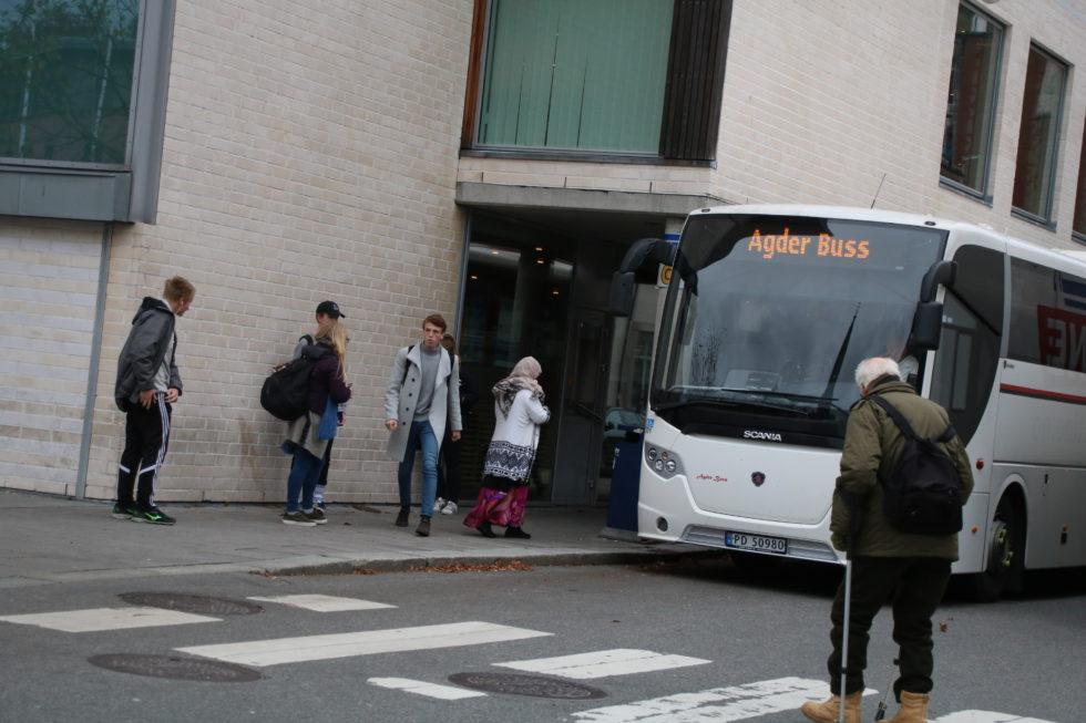 Fikk 10.800 Kroner I Bot Etter Bussvelt