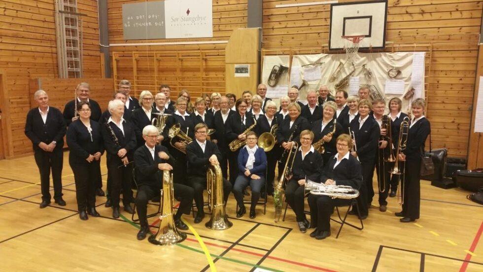 KONSERT: Tromøy Veterankorps Byr På Ny Musikk I Tradisjonelle Former Søndag Kveld I Tromøy Kirke. Pressefoto