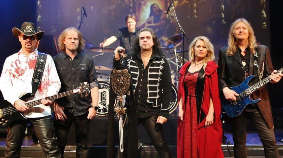 Lokalt Rockeband Varmer Opp For Rockeopera