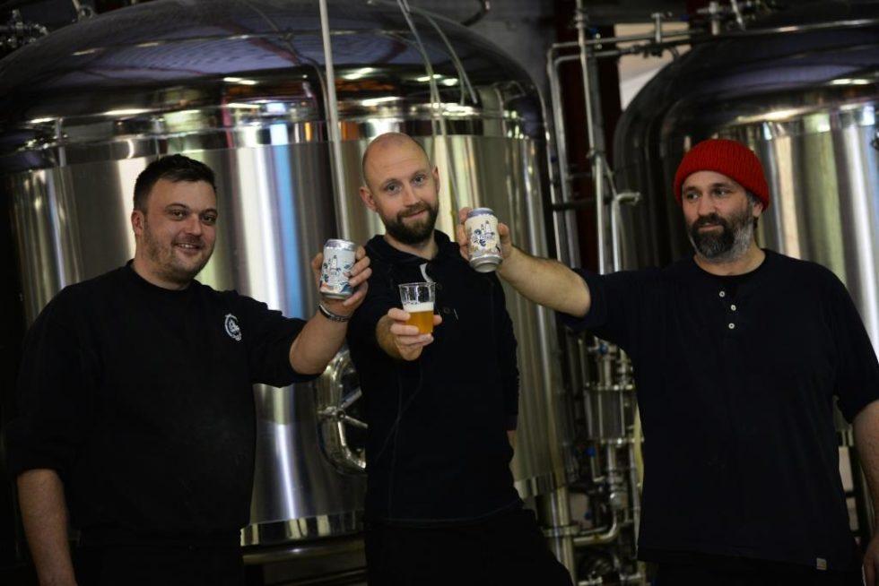 De Tvende Mikrobryggeri Lanserer Nytt Egenprodusert øl