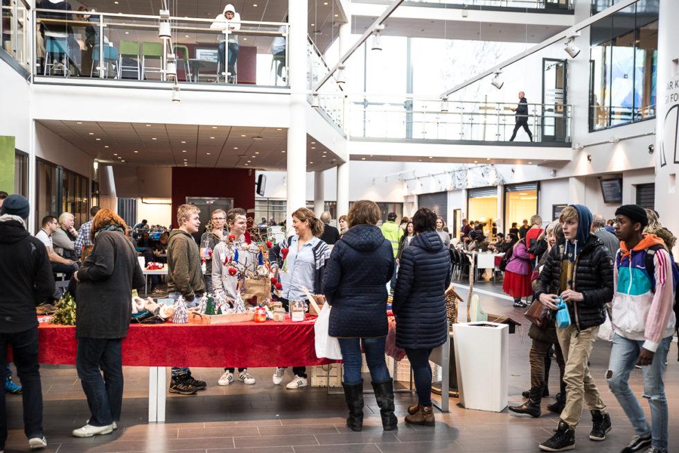 Her Er De Lokale Markedene, Messene Og Treffene Før Jul