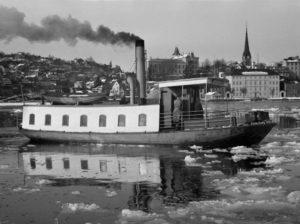 KOLBJØRN II: Bildet Er Fra 1947 Og Er Tatt Av Birger Dannevig.