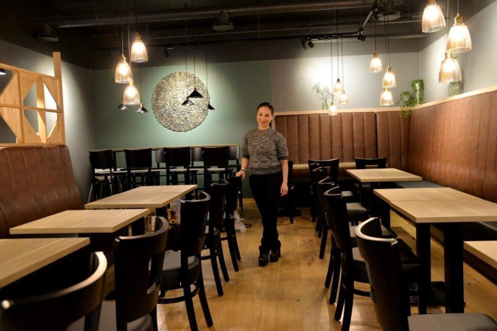 NYTT KONSEPT: Innehaver Av Bonsai Sushi & Noodles,  Mai Thanh Thi Nguyen, ønsker Nye Og Gamle Gjester Velkommen Til Nytt Serveringssted På Harebakken.