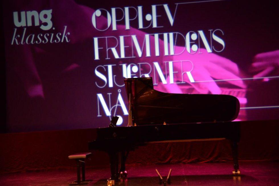 AVLYST: Torsdagens Konsert Med Kristiansand Symfoniorkester  Er Avlyst Grunnet Sykdom. Arkivfoto