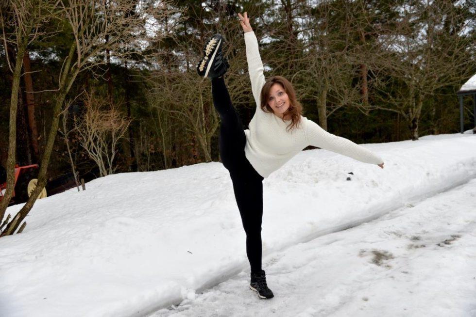 Kjemper Mot ME Med Dans – Nå Vil Hun Hjelpe Andre