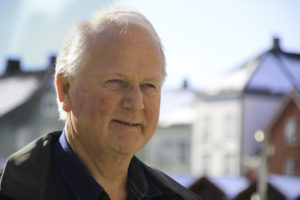 STAFETTGENERAL: Tønnes Christian Larssen Har Stått I Bresjen For Arendalsstafetten Siden 90-tallet. Foto: Grete Helgebø