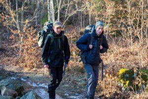 EKSPEDISJON: Isak Og Simon Har Fullført Første Etappe Av Ekspedisjonen. Foto: Priavat