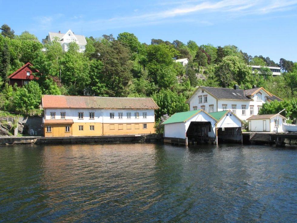 Historisk Skipsverft På Tromøy Gjenåpnes