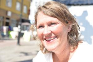 SKRIBENT:  Virksomhetsleder I Kirkens Bymisjon, Merete Haslund. Arkivfoto