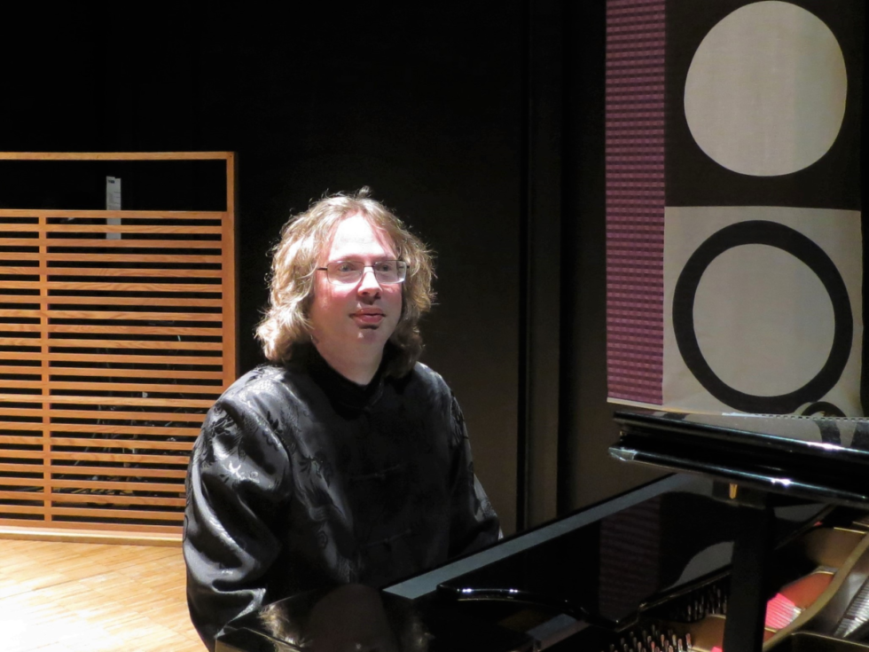 Lokal Komponist Med Urfremføring I Arendal