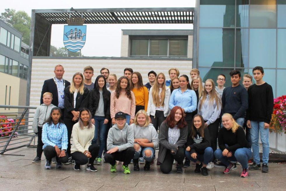 Deler Ut 45.000 Kroner Til Ungdomsarbeid