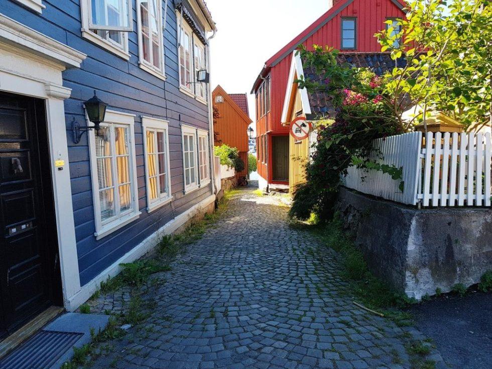 Turist I Sør: Vandretur I Arendal