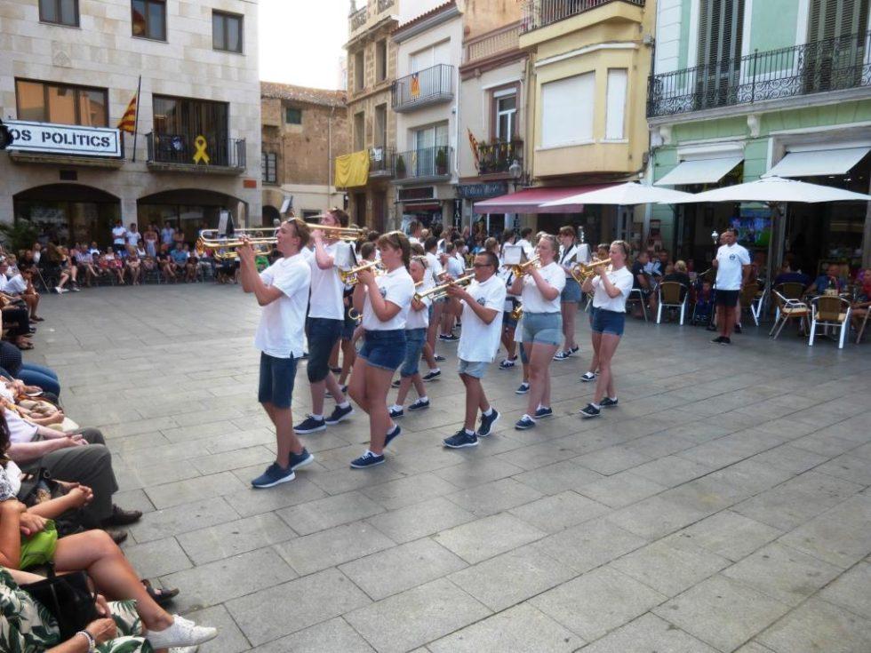 Reisebrev: Stinta Og Guttemusikken På Musikkfestival I Spania