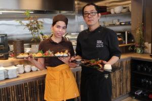 SØSKEN: Dzuong Trung Manh Pham Sammen Med Søsteren Huong Thi Minh Tran.
