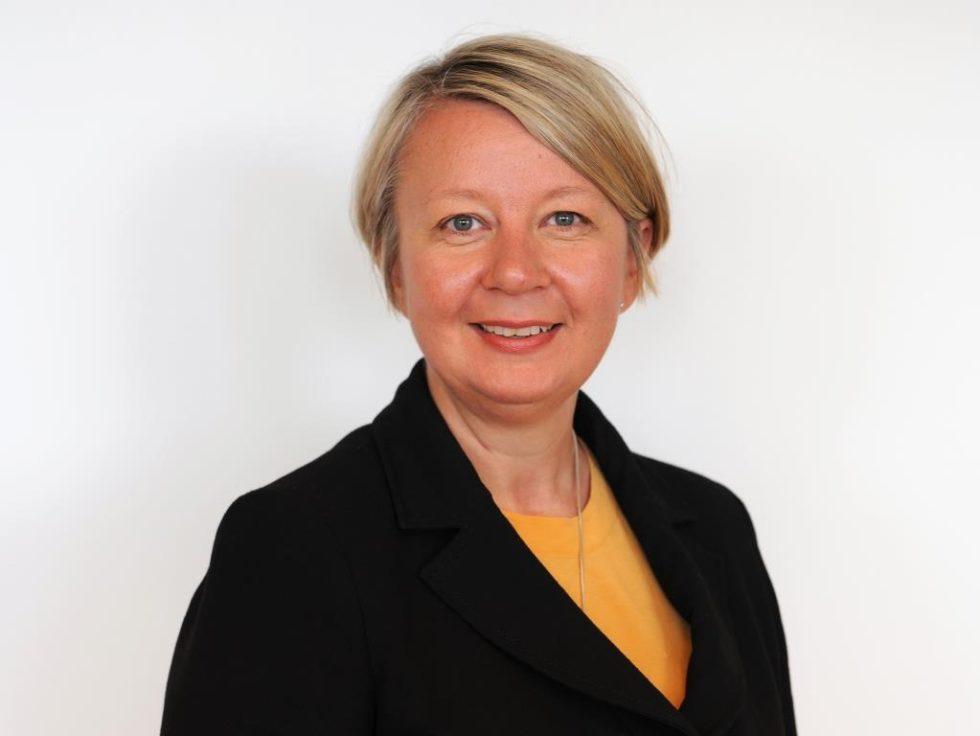 PÅTROPPENDE: Nina Mevold Skal Pendle Mellom Bergen Og Sørlandet Sykehus Til Høsten.