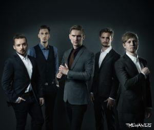 METALKVELD: Timewaves Er Et Av Banda Som Skal Rocke Fra Scenen I Lille Torungen, Lørdag Kveld. Pressefoto